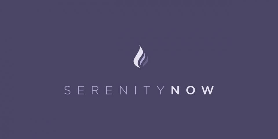 Serenity Now Candles