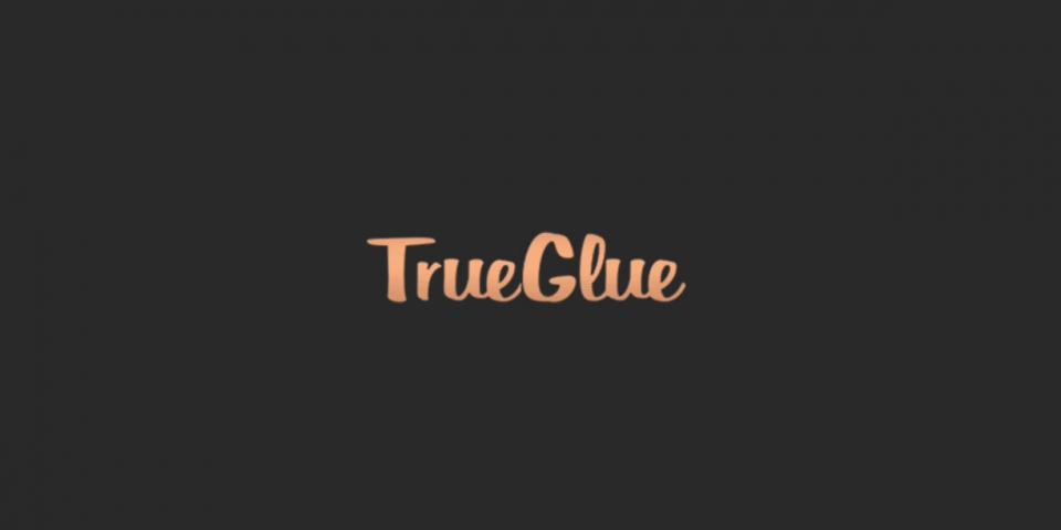 True Glue Silk False Lashes Branding and Packaging