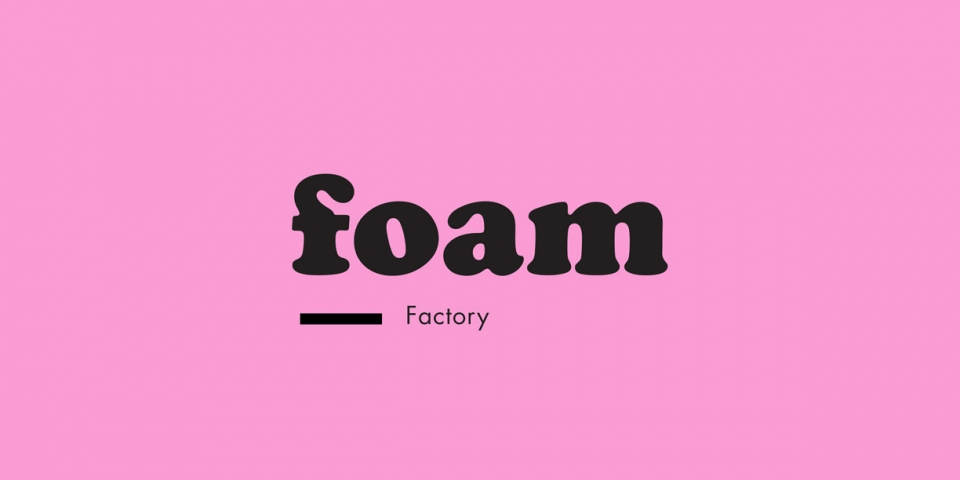 Foam Factory Soap Branding