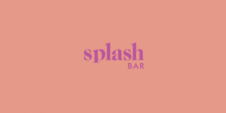 Splash Bar Branding Design