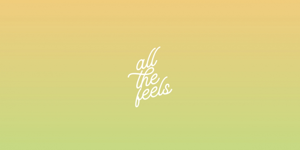 All The Feels CBD Sparkling Water